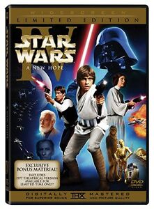 Star Wars Episode IV: A New Hope (Widescreen Limited Edition)
