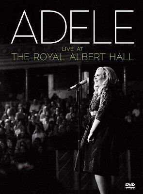 Adele Cd   Live At The Royal Albert Hall  Cd Dvd  2011    New Unopened
