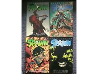 Spawn graphic novel lot