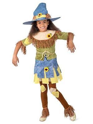Princess Paradise Selena die Vogelscheuche Kinder-Mädchen Halloween Kostüm 4412 (Vogelscheuche Mädchen Kostüm)