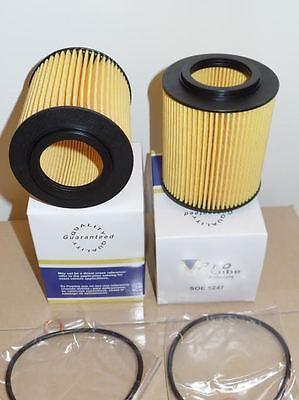 1 Engine Oil Filter Fits BMW X3 X5 Z3 320 323 325 328 330 525 528 530