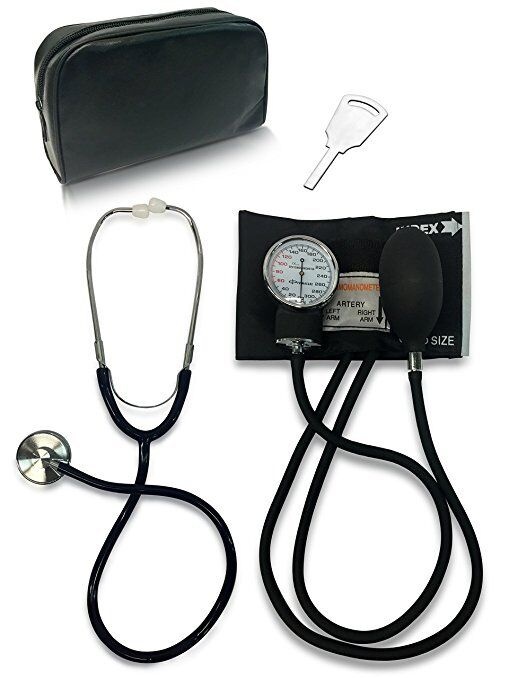 Primacare DS-9194 Pediatric Blood Pressure Kit With Stethoscope (6 Pack)