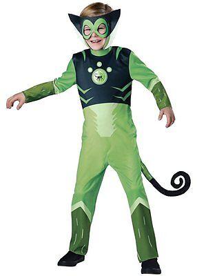 Incharacter Spider Monkey Green Standard Boys Child Halloween Costume 147170 (Spider Monkey Costume)