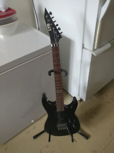ESP LTD M-100FM Electric Guitar trade or sell for 250