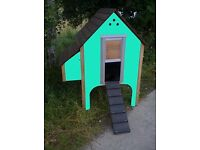 Brand New Traditional Style Hen House