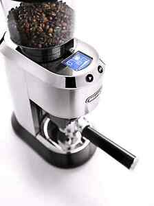 Delonghi  Conical Burr Grinder with Porta Filter Attachment,