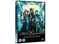 Pirates of the Caribbean - Salazar's Revenge DVD