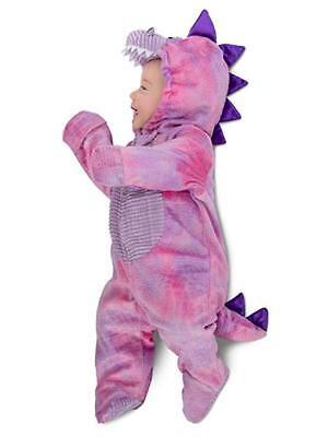 eepy Pink Dinosaurier Tier Kleinkinder Baby Halloween Kostüm (Princess Halloween-kostüme Kleinkind)