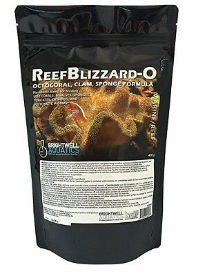 BRIGHTWELL REEF BLIZZARD-0 50 Grams Best Value Coral