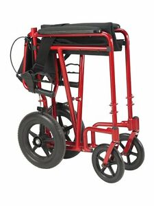 TRANSPORT WHEEL CHAIR NEW CONDITION