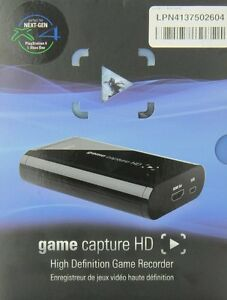 Elgato Game Capture HD, for PlayStation 4 and PlayStation 3, Xbo