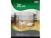 Large Puppy Pen