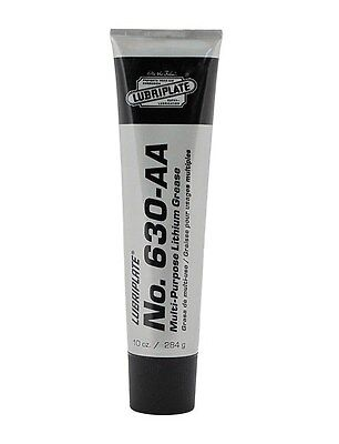 Lubriplate 630 Aa Lithium Grease 10 Ounce Tube   10 Tubes