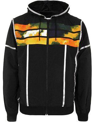 Adidas Men's Jacket Reflect Anorak Originals x Opening Ceremony XL Black $265