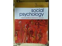 Social Psychology by Eliot R. Smith and Diane M. Mackie