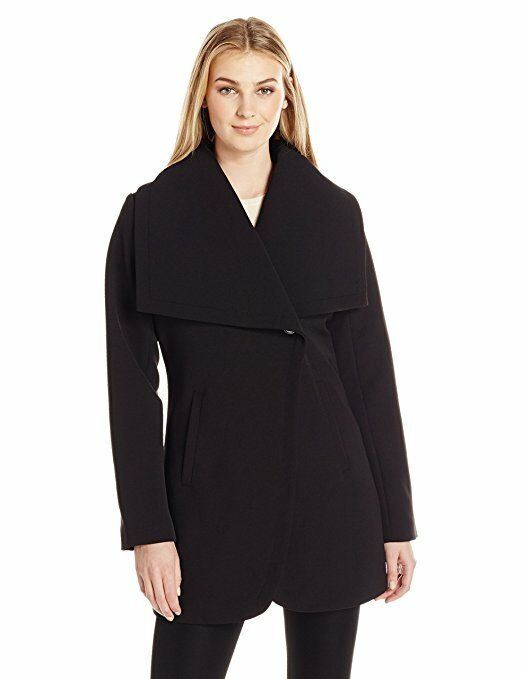 Lark & Ro Women's Single Button Jacket # MEDIUM