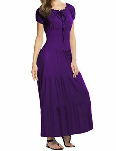 RENAISSANCE MAXI DRESS - SMALL