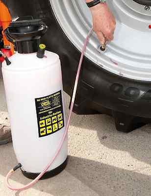 OPTImaxx Reifendicht-Gel Professional 2,5 Liter Reifendichtmittel Gefüllt - Reifen-dichtmittel