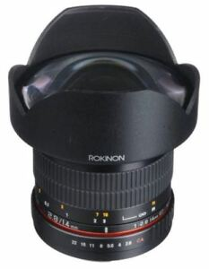 Rokinon 14 mm F/2.8 Lens for Sony FE