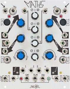 make noise MATH  eurorack