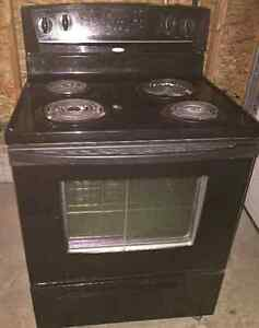Energy Efficient Self Cleaning Whirlpool Stove Delivered $100.00