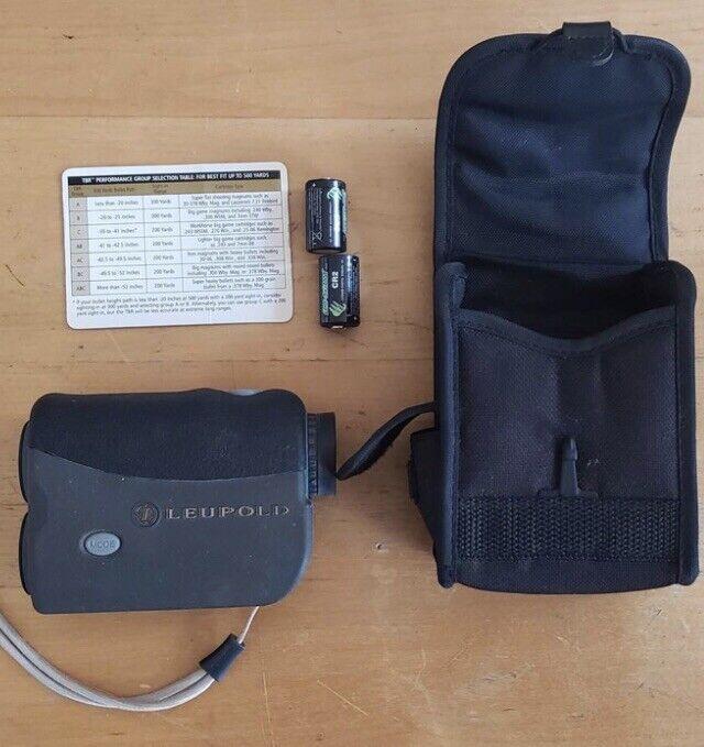 Leupold RX-11 Digital Rangefinder