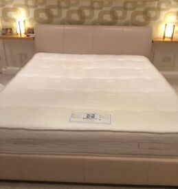 Super king size bed and matress