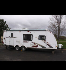 2012 Coleman 24 Ft in length $24000