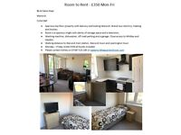 Single Room to Rent in Warwick £350 Monday - Friday