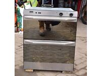 Diplomat DOUBLE Electric Oven