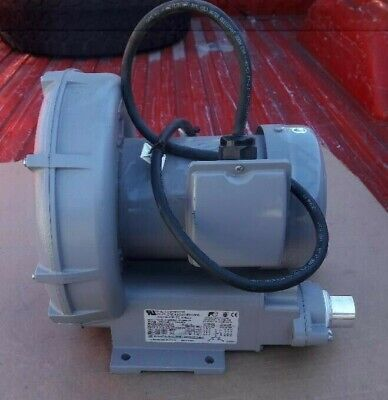 Ring Compressor Vacuum Blower Blower Motor. 3 Phase Blower