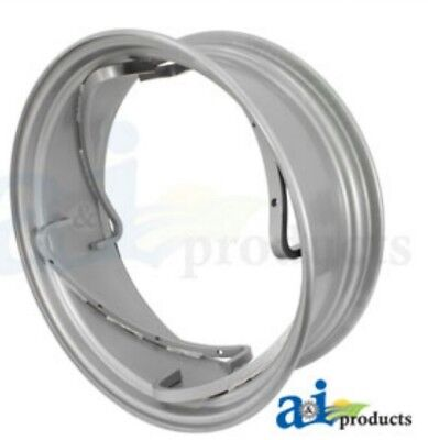 Power Adjust 10 X 28 Rear Wheel Rim For Massey Ferguson Model Tractors