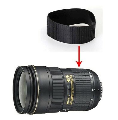 Nikon AF-S 24-70mm 2.8 G ED Zoom Grip Rubber Ring OEM Genuine Part New 1K110-905