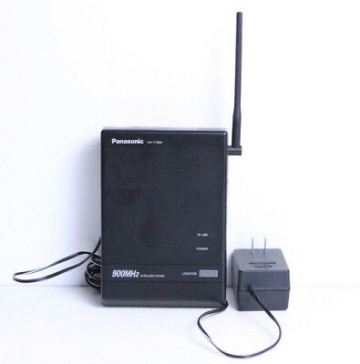 Panasonic Kx-t7885 900mhz Wireless Phone Base With Psu