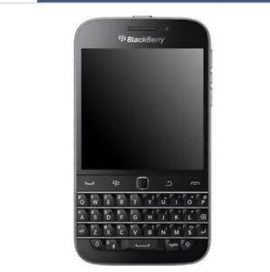 Blackberry Classic Unlocked w/case