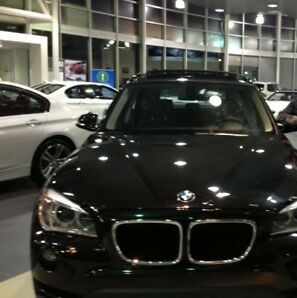 2013 BMW X1 sport package
