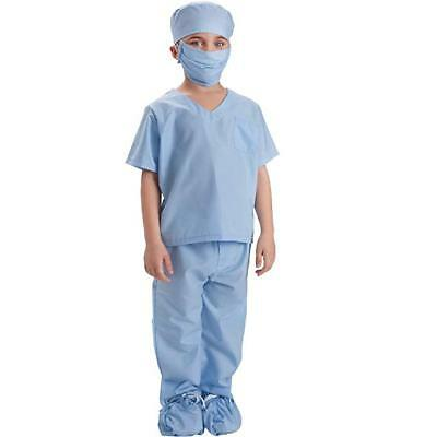 Aeromax GET REAL GEAR BOYS Jr Dr Scrubs  costume Size 12-14 - Ships Free