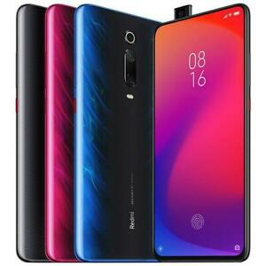 Xiaomi MI 9T 64/128GB/6GB, Red Flame / Carbon Black / Glacier Blue Dual SIM - Factory Unlocked (Global)