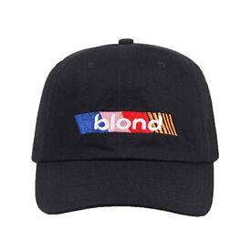 520fb7e70cb New Frank Ocean Cap Dad Hat strapback Blond Blonde Tour merch channel  orange black nostalgia ultra