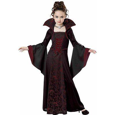 California Kostüme Königsblau Vampir Folklore Kind Mädchen Halloween - Folklore Kostüme