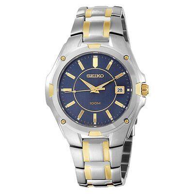 SEIKO SALE!! WAS £105 NOW £75 Seiko Men's SGEE60 Two-Tone Dress Watch