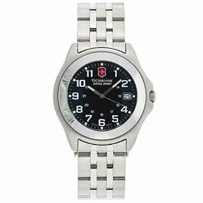 Victorinox Swiss Army Companion Men's Watch with Steel Bracelet 26841.CBE