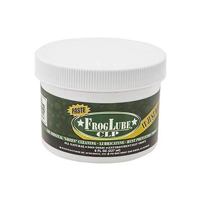 - Froglube CLP 8 Oz. Tub of Paste Gun Cleaner Lubricant Protectant