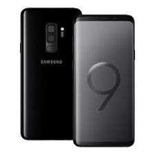 """NEUF Samsung Galaxy S9 Plus SM-G965F/DS 6.2"""" 128 Go LTE Dual SIM Débloqué NOIR"""