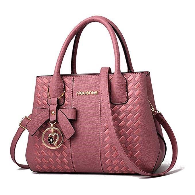 Handbags for Women Fashion Ladies Purses Faux Leather Satche