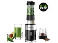 Smoothie and Coffee Blender (Maker and Mixer)