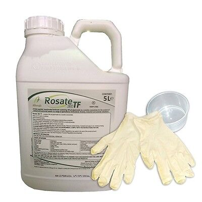 ROSATE 36/360 3TF - 10 litres! EXTRA STRONG GLYPHOSATE WEED KILLER..EU.