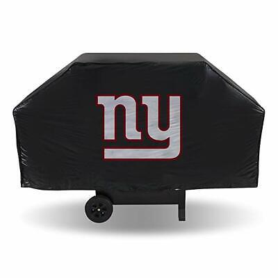 New York Giants Grilling - NFL New York Giants 68 Inch Vinyl Economy Gas or Charcoal Grill Cover