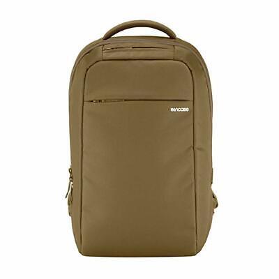"Incase ICON Lite Pack Backpack Bronze 15"" Macbook Laptop Tablet Bag"