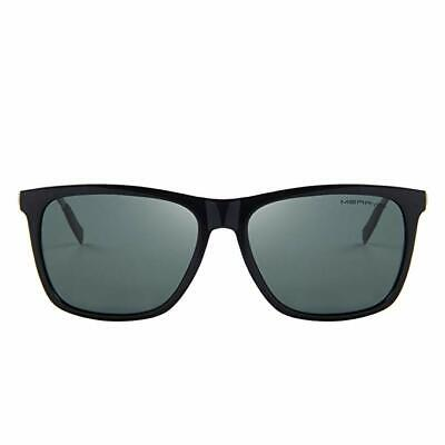 MERRY'S Unisex Polarized Aluminum Sunglasses Vintage Sun Glasses S8286 -